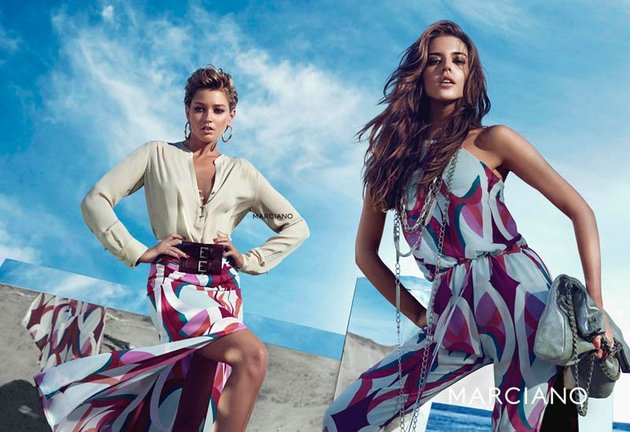Guess by Marciano Spring 2014 Campaign