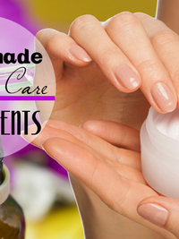 Homemade Hand Treatments