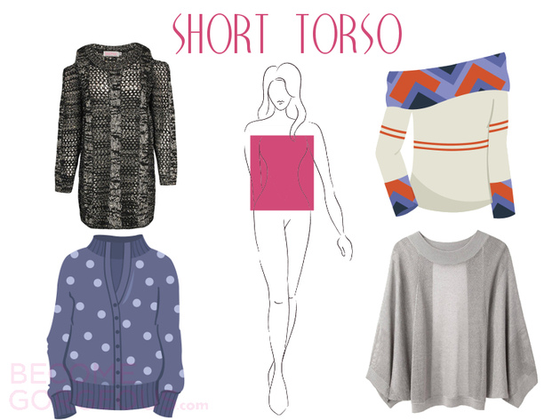 Sweaters For A Short Torso