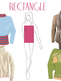 Pictures : How to Choose the Right Sweater for Your Body ...