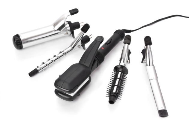 How to Clean Hair Styling Tools.