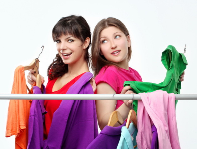 How to Do a Clothing Swap Party