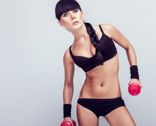 Working out doesn't have to mean losing your sexy curves. In fact, it can make you look more attractive than before. Check out the best exercises to keep your curves in great shape.