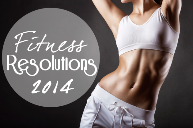 How to Keep Your Fitness Resolutions for 2014