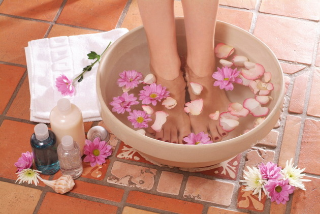 Feet Treatment