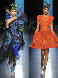 Jean Paul Gaultier Couture Spring 2014 Collection
