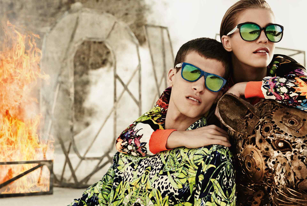 Just Cavalli Spring Summer 2014 Ads