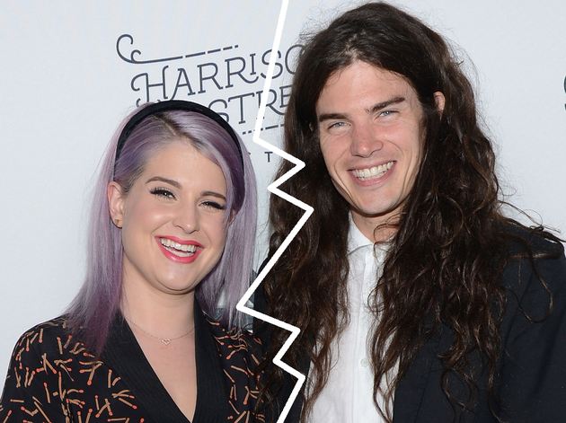Kelly Osbourne and Matthew Mosshart End Their Engagement