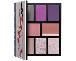 American designer L'Wren Scott and makeup artist Bobbi Brown have teamed up for a fab spring 2014 makeup line. Check it out!