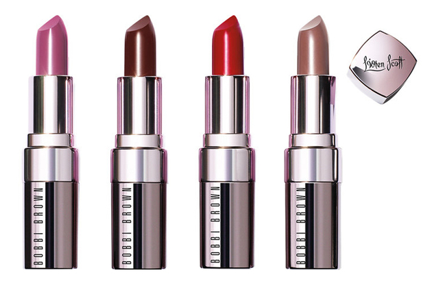 L'Wren Scott X Bobbi Brown Lipsticks