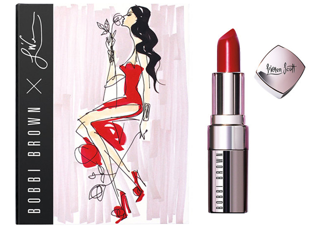 L'Wren Scott x Bobbi Brown Spring 2014 Makeup Collection
