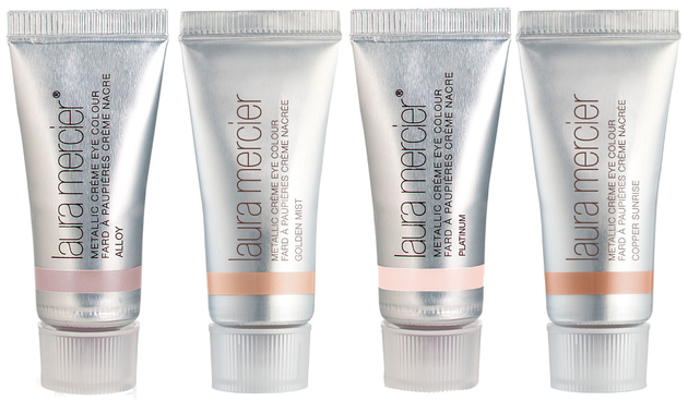 Laura Mercier Metallic Creme Eye Color 2014