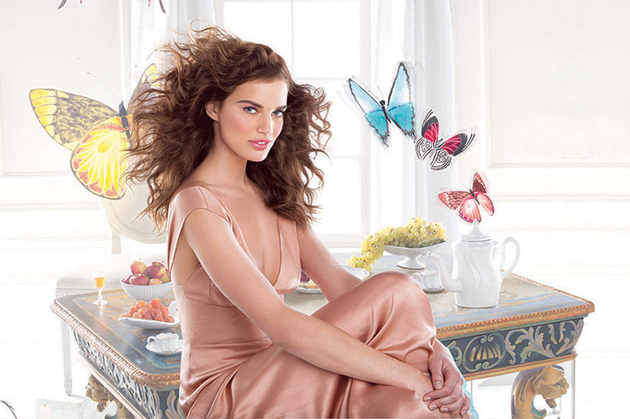 Laura Mercier Spring Renaissance 2014 Collection Promo Pic