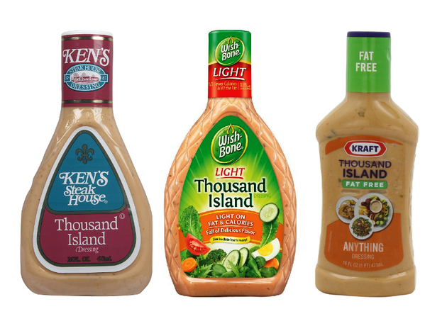 Low Calorie Thousand Island Dressing