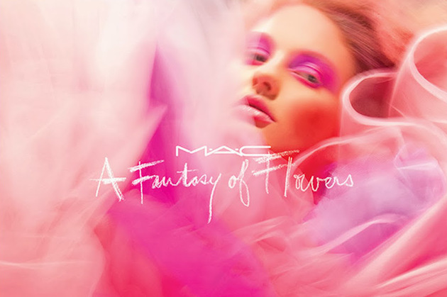Mac A Fantasy Of Flowers 2014 Ads