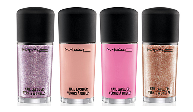 Mac A Fantasy Of Flowers 2014 Nail Polishes
