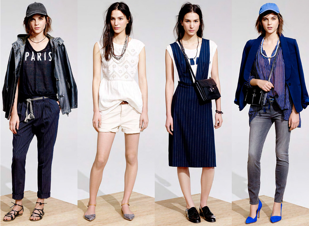 Madewell Summer 2014 Lookbook