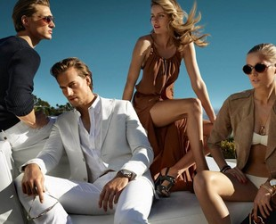 Take a look at the coolest style essentials for sandal season from Massimo Dutti and get inspired by the chic looks from the spring/summer 2014 campaign.