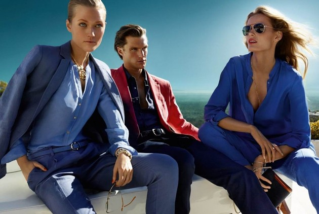 Massimo Dutti Spring Summer 2014 Ads