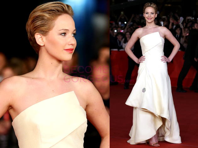 Jennifer Lawrence 2013 Rome Film Festival