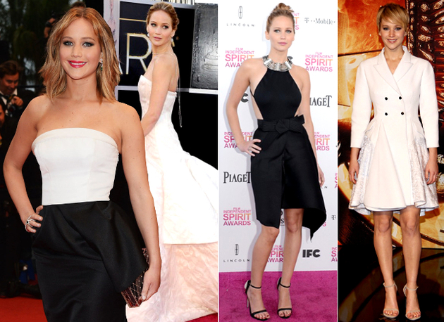 Most Iconic Jennifer Lawrence Dior Looks