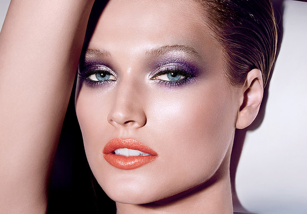 Nars Spring 2014 Makeup Look