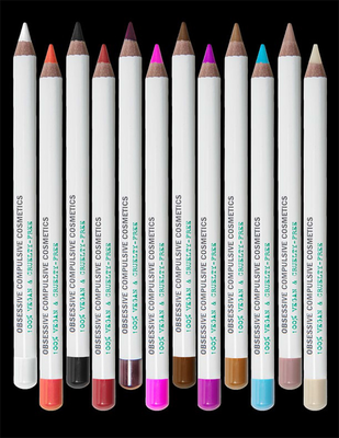Occ Cosmetic Colour Pencils 2014