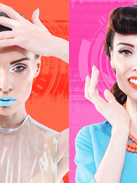 OCC Plastic Passion Spring 2014 Makeup Collection