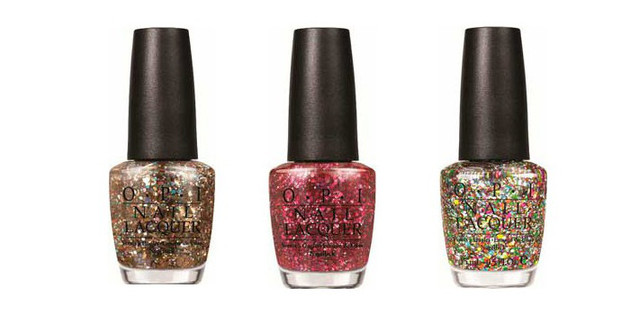 Opi Spotlight On Glitter Shades