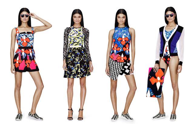 Peter Pilotto For Target 2014 Lineup