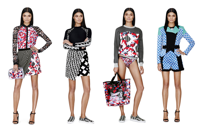 Peter Pilotto For Target 2014 Lookbook