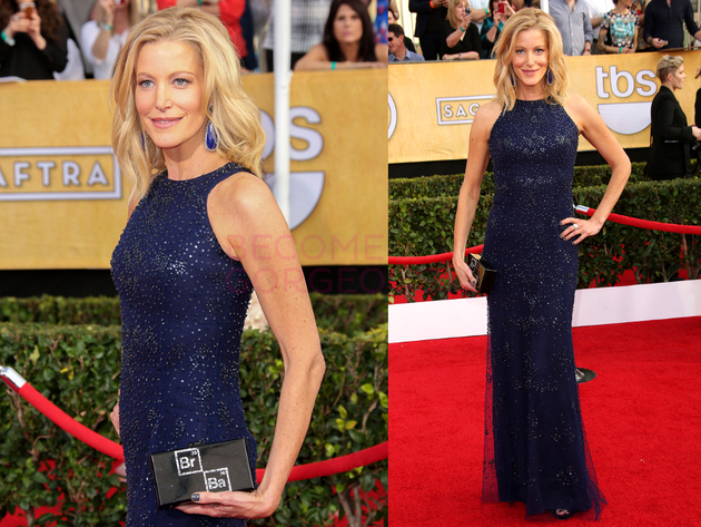 Anna Gunn 2014 Screen Actors Guild Awards
