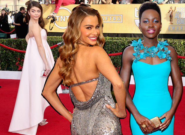 SAG Awards 2014: Best Dressed Celebrities