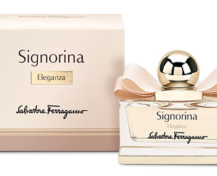 Find out more about the new 2014 Salvatore Ferragamo Signorina Eleganza fragrance which is set to hit stores starting with February.
