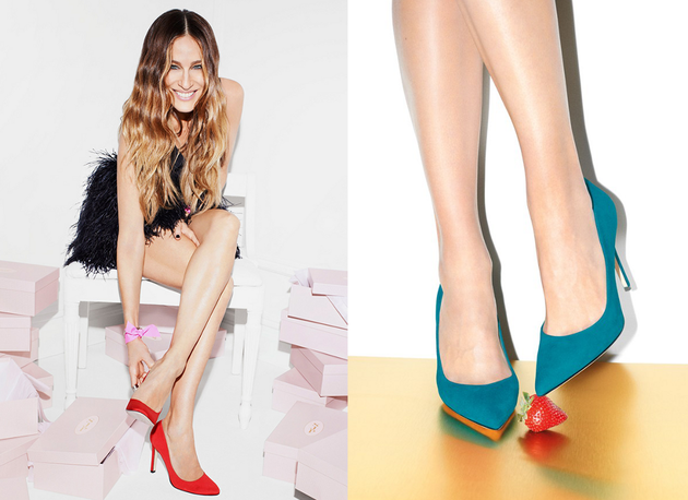 Sarah Jessica Parker SJP Shoe Collection