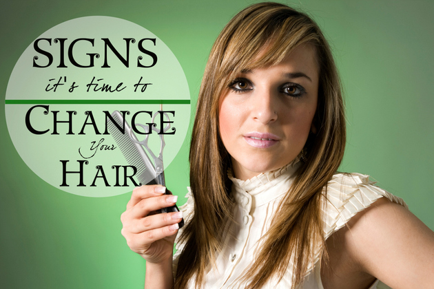 Signs It's Time to Change Your Hairstyle