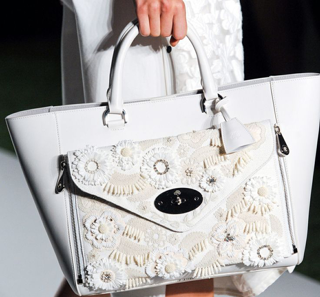White Bag Trends 2014