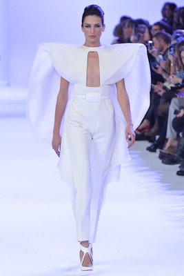 Stéphane Rolland Couture Spring 2014 Look  (1)