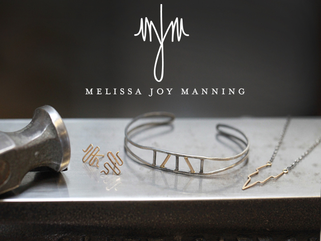 Melissa Joy Manning Sustainable Jewelry