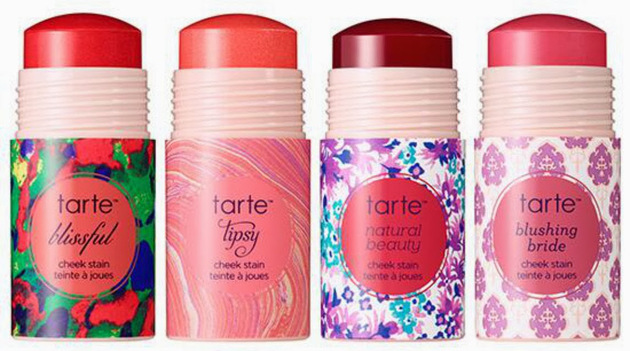 Tarte Cheek Stain Shades 2014