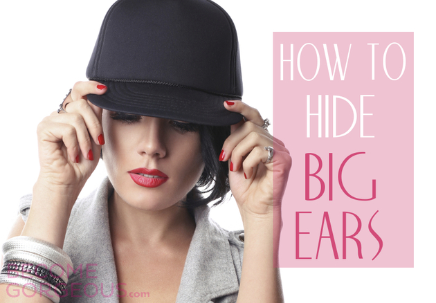 Tips and Tricks to Hide Big Ears