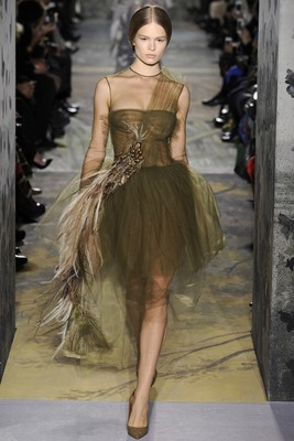 Valentino Couture Spring 2014 Look (3)