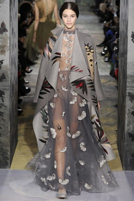 Valentino Couture Spring 2014 Look (4)
