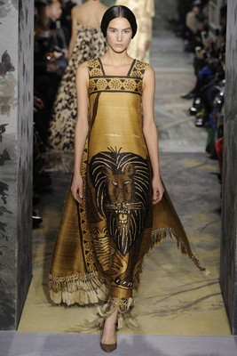 Valentino Couture Spring 2014 Look (7)