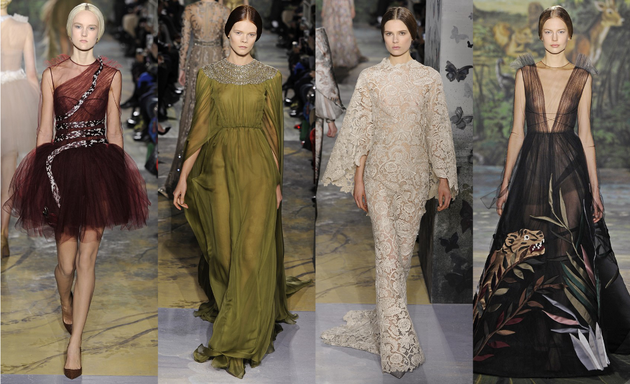Valentino Couture Spring 2014 Collection