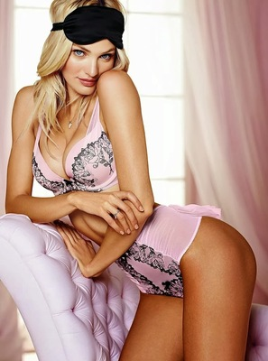 Victorias Secret Valentines Day 2014 Lingerie Look  (21)