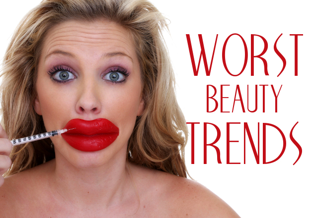 Worst Beauty Trends Ever!