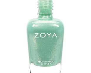 Take a glimpse at the six new Zoya Awaken spring 2014 nail polish tones and pick your favorites!