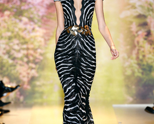 Breathtaking creations designed to meet the highest expectations were the focus of the new Zuhair Murad spring 2014 couture collection. Check it out!
