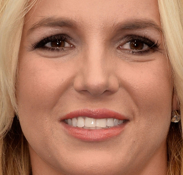 Britney Spears Eyebrows